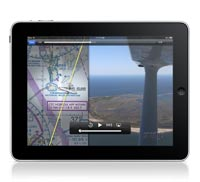 Learn to Fly Course on the iPad